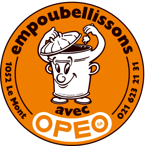 OPEO - empoubellissons !